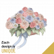 Send Funeral-spray-arrangement-with-ribbon to Serbia