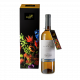Send White-Wine-Only-to-order-in-combination-with-flowers to Netherlands